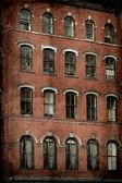 ニューヨーク市のグランジのヴィンテージのイメージ — ストック写真