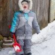 Boy in winter — Stock Photo #39734969