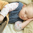 Sleeping boy — Stockfoto #40057345