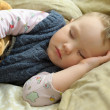 Stockfoto: Sleeping boy