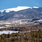 Colorado Mountain Scene near Lake Dillon — Stock Photo #20020513
