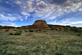Pawnee Buttes Evening Sky — Stock Photo