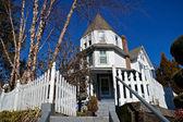 Pennsylvania Victorian Era House — Stock Photo