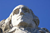 George washington op mount rushmore — Stockfoto