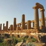 Temple of Juno - Agrigento, Sicily — Stock Photo