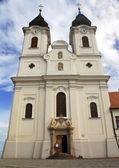Church of the Abbey at Tihany, Hungary — Foto de Stock