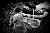 Converse — Foto de Stock