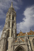 Matthias Church — Foto de Stock