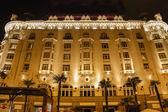 Madrid antique Building — Stock Photo
