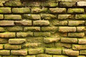Antique brick texture — 图库照片