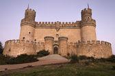 The Mendoza Castel — Stock Photo