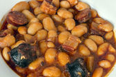 Fabada stew — Stock Photo