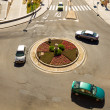 Stock Photo: Roundabout