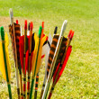 Stock Photo: Colorful arrows