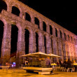 The Aqueduct of Segovia — Stock Photo