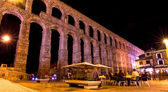 The Aqueduct of Segovia — ストック写真