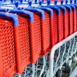 Supermarket trolley — Stock Photo #40370237