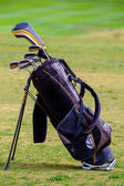 ゴルフギア — ストック写真