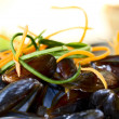 Mussels on the plate — Stock Photo #31655295