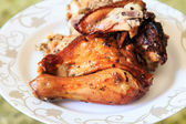Grilled Pepper Chicken — Stock Photo