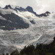 glacier de la montagne — Photo
