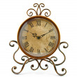 Vintage clock — Stock Photo #18037189