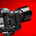 Digital camera — Stock Photo #18303365
