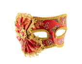 Carnival mask isolated on white background — Стоковое фото