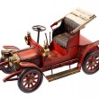 Stock Photo: Antique firetruck car
