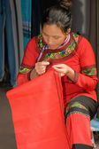 Dressmaker... — Stock Photo