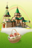 High day Easter — Stock Photo