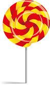 Lollypop — Stock Vector