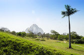 Lotus temple — Stockfoto