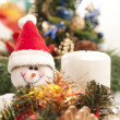 Foto Stock: Christmas decoration.
