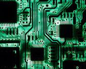 On-board chip — Stockfoto