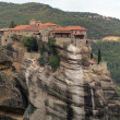 meteora monasteries — Stock Photo