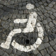Disabled sign — Stock Photo #18162005