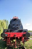 蒸汽机车 — 图库照片