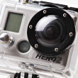 GoPro HERO2 action camera — Stock Photo