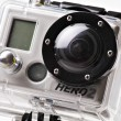 GoPro HERO2 action camera - Stock Photo