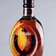 Dimple Scotch Whiskey bottle — Stock Photo