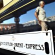 Orient Express train — Stock Photo #18339773
