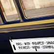 Постер, плакат: Orient Express train
