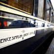 Stock Photo: Orient Express train