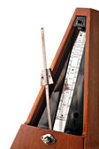 Vintage metronome — Stock Photo