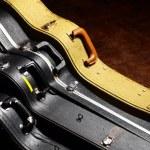 Guitar cases — Stock Photo