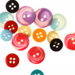 Lots of buttons — Foto de Stock