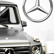 Mercedes car — Foto de stock #18364149