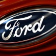 Ford Automobile - Stock Photo