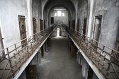 放棄された刑務所 — ストック写真